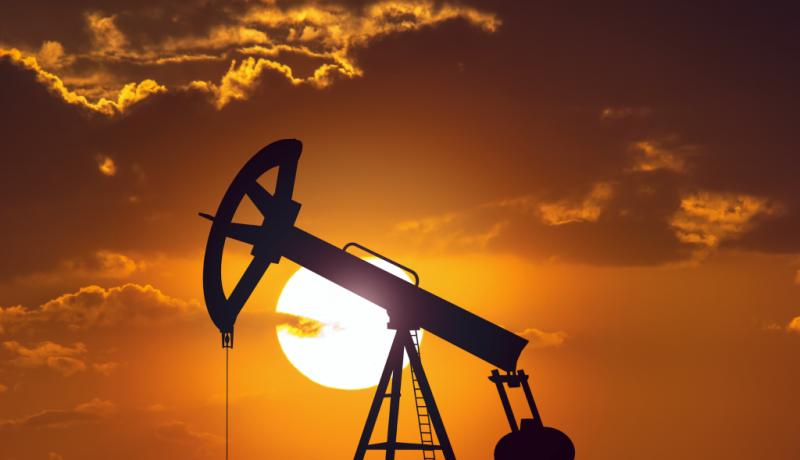 bomba de óleo de petróleo